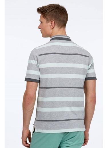 Hemington Polo Yaka Tişört Gri